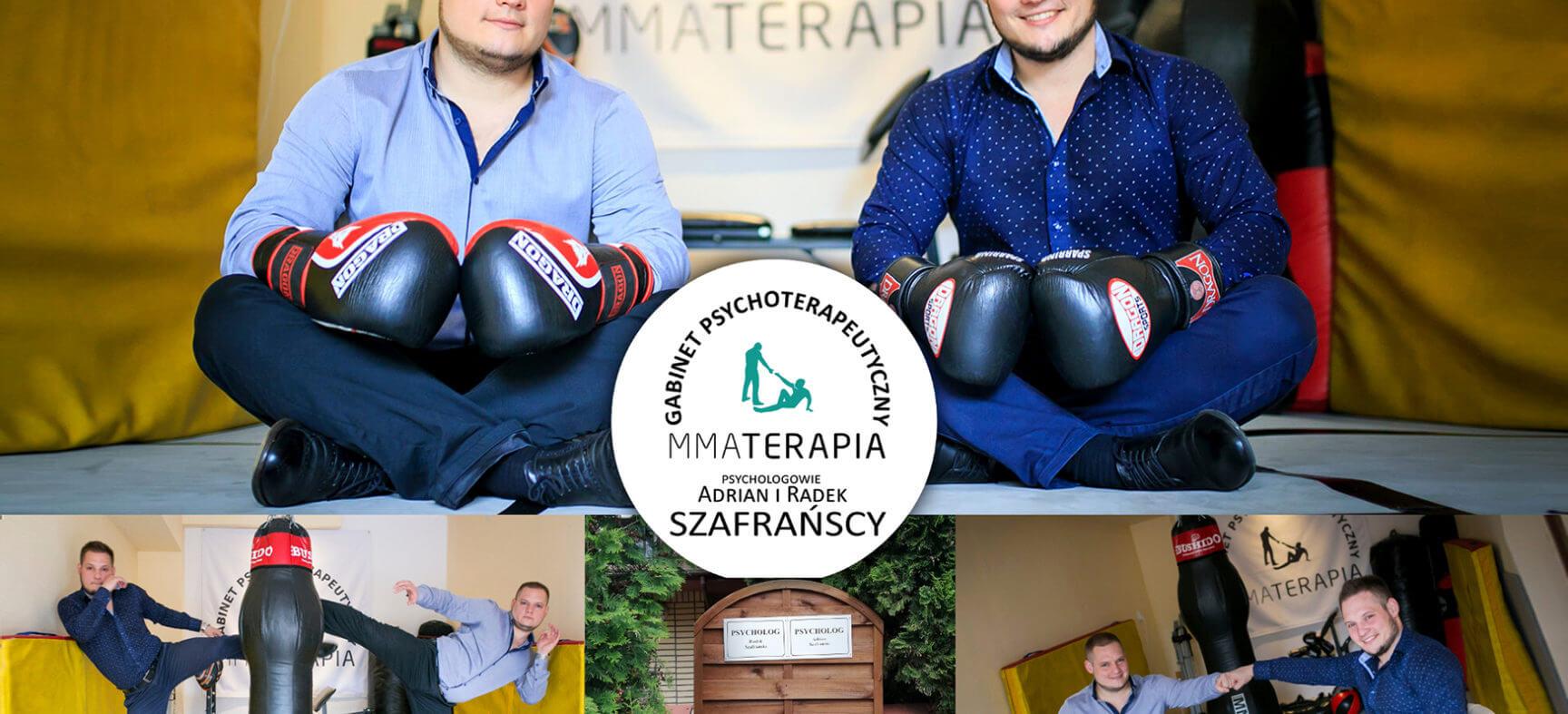 Gabinet psychoterapeutyczny MMATerapia